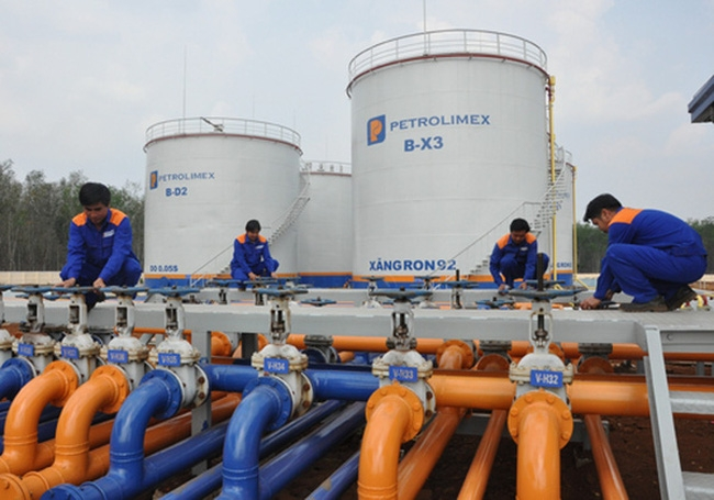 vietnams imported petroleum up 264 percent in eight months