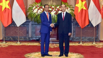 vietnam indonesia presidents look to lift two way trade to us 10 billion
