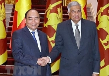 vietnam sri lanka aim to bring trade to us 1 billion
