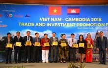 vietnam cambodia trade and investment promotion forum opens