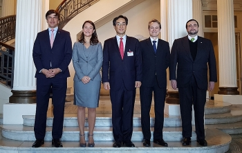 korea mercosur convene first round of negotiations for trade agreement