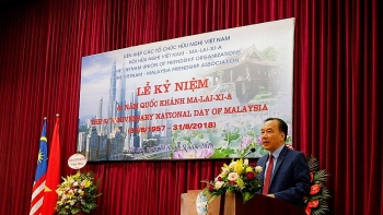 vietnam malaysia promote friendship cooperation