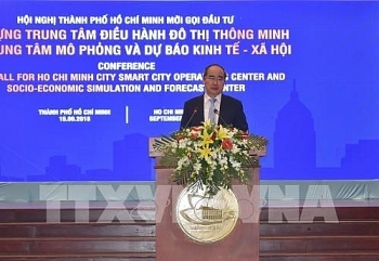 ho chi minh city calls for investment in building smart city