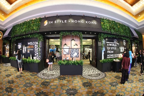 in style hong kong promotion campaign opens in hcm city