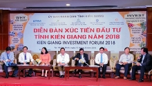 kien giang province calls for investment in 81 projects