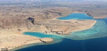 saudi arabia plans to build riviera of the middle east