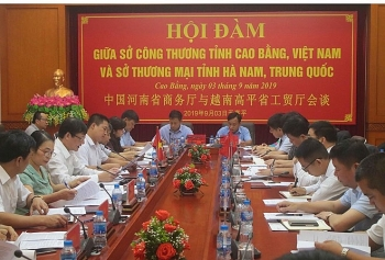 cao bang chinas henan beef up trade cooperation
