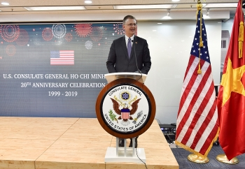 us consulate general ho chi minh city celebrates 20th anniversary