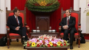 vietnam values economy trade cooperation with us party official