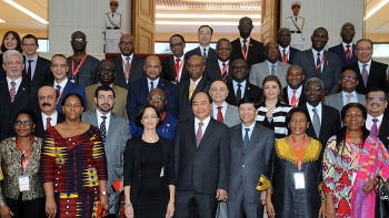 pm welcomes cooperation with middle east african countries