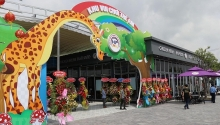 bac lieus most modern childrens entertainment complex inaugurated