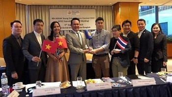 vietnam assumes asean young entrepreneurs association chair