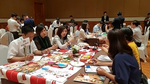 vietnamese japanese firms interested in food product trading