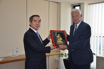 vietnam greece to tap cooperation in strong fields