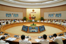 pm chairs meeting on emulation and commendation work