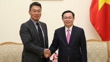 deputy pm vietnam wants to follow roks cashless model
