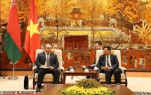hanoi pledges to facilitate partnerships with belarus