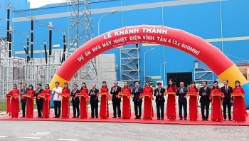 vinh tan 4 thermal power plant inaugurated