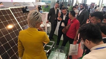 vietnam solar power expo attract over 300 enterprises