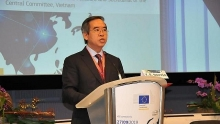 vietnam supports eus efforts to promote europe asia connectivity
