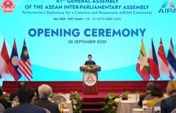 41st general assembly of asean inter parliamentary assembly opens