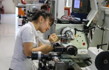 bosch tga enrols students for new dual vocational training course