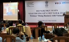 vietnam india step up new normal trade ties