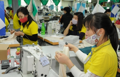 covid 19 is shrinking the textile and garment industry