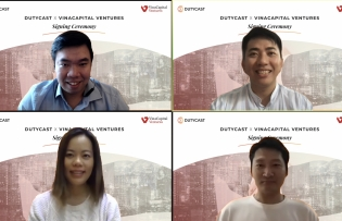 vinacapital ventures takes stake in dutycast