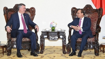 vietnamese pm backs cooperation with boeing