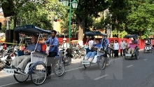 hanoi hosts 321000 foreign visitors in september