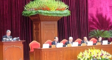 party central committee to focus on socio economic development