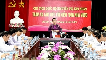 na chairwoman works with state audit of vietnam