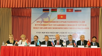 vietnam eaeu fta gives a boost to economic trade ties