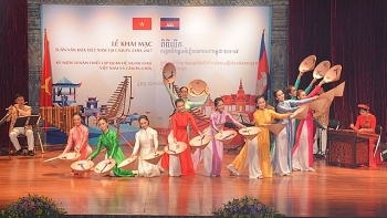 vietnamese culture week kicks off in cambodia
