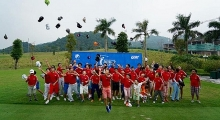junior golf tournament set to open in hai phong