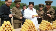 kim jong un says north koreas economy expanding despite sanctions