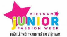 vietnam junior fashion week in hcm city