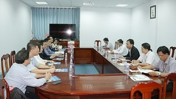 can tho university seeks training cooperation with taiwanese partner