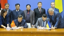 vietnam ukraine inter governmental committee holds 14th meeting