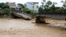 floods cause severe damage in northern and central localities