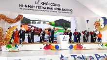 tetra pak commences construction of packaging factory in binh duong