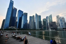 singapore economy expands 46 in q3 highest growth in three years