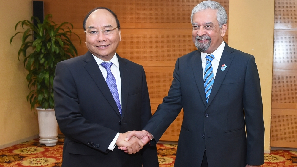 vietnam highlights uns central role pm