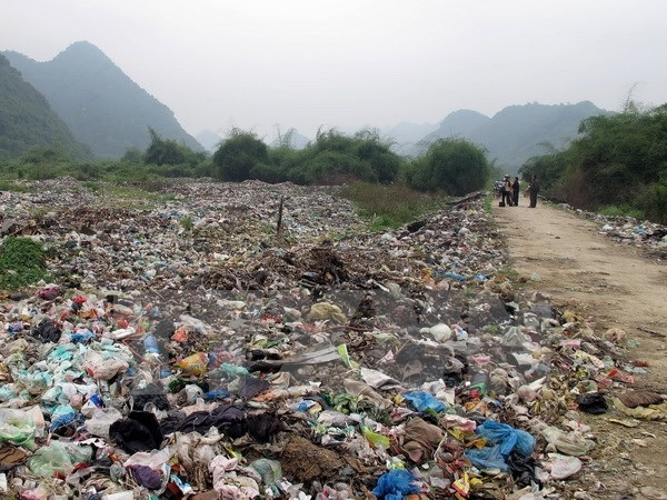 rok firm to build waste to energy plant in hung yen