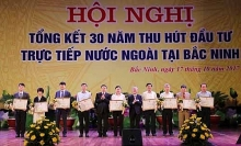 over us 155 billion worth of fdi poured into bac ninh
