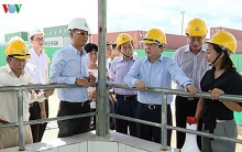 ministry suggests community based environmental monitoring for papermaker