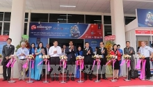 vietnam aquaculture expo and forum opens in can tho