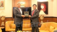 malaysia wishes to further boost ties with vietnam
