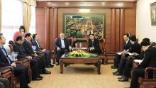 vietnam iran step up trade ties with hope for 2 bln usd value